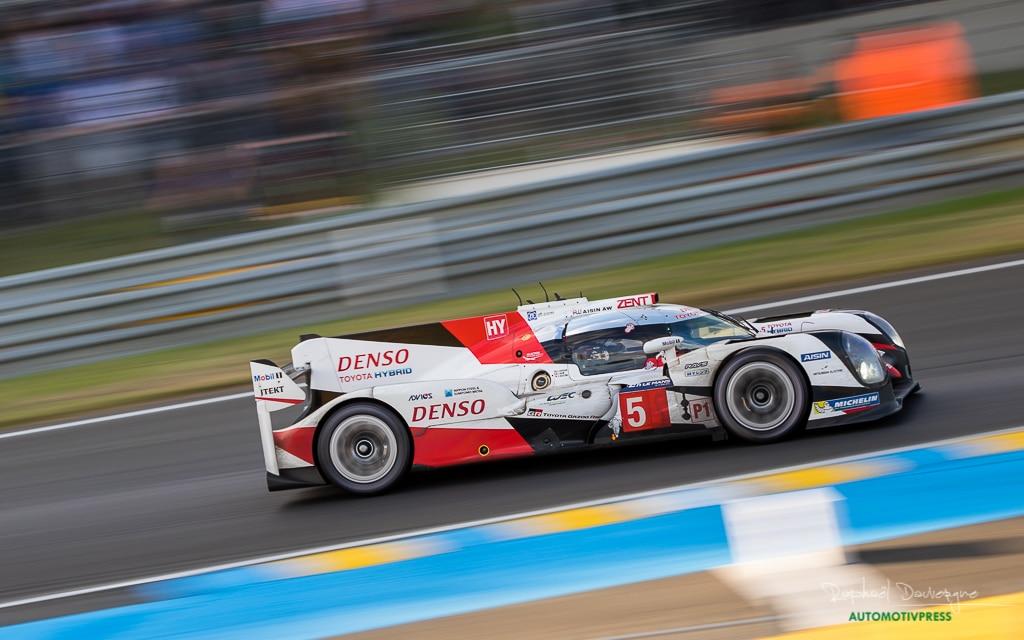24 Heures du Mans 2016 - Course/Race - Raphael Dauvergne - LMP1