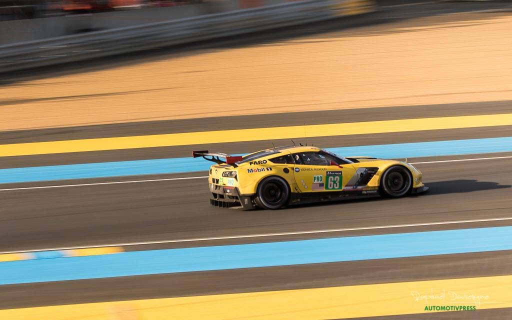24 Heures du Mans 2016 - Course/Race - Raphael Dauvergne - LMGTE