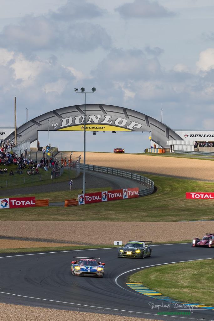 24 Heures du Mans 2016 - Course/Race - Raphael Dauvergne - Ford GT