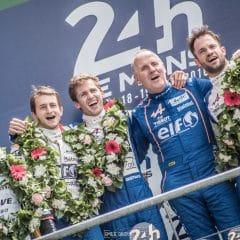 24 Heures du Mans 2016 : Victoire d'Alpine en LMP2 !