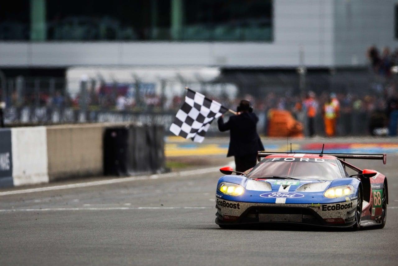 24 Heures du Mans 2016 - Course/Race - Ford GT