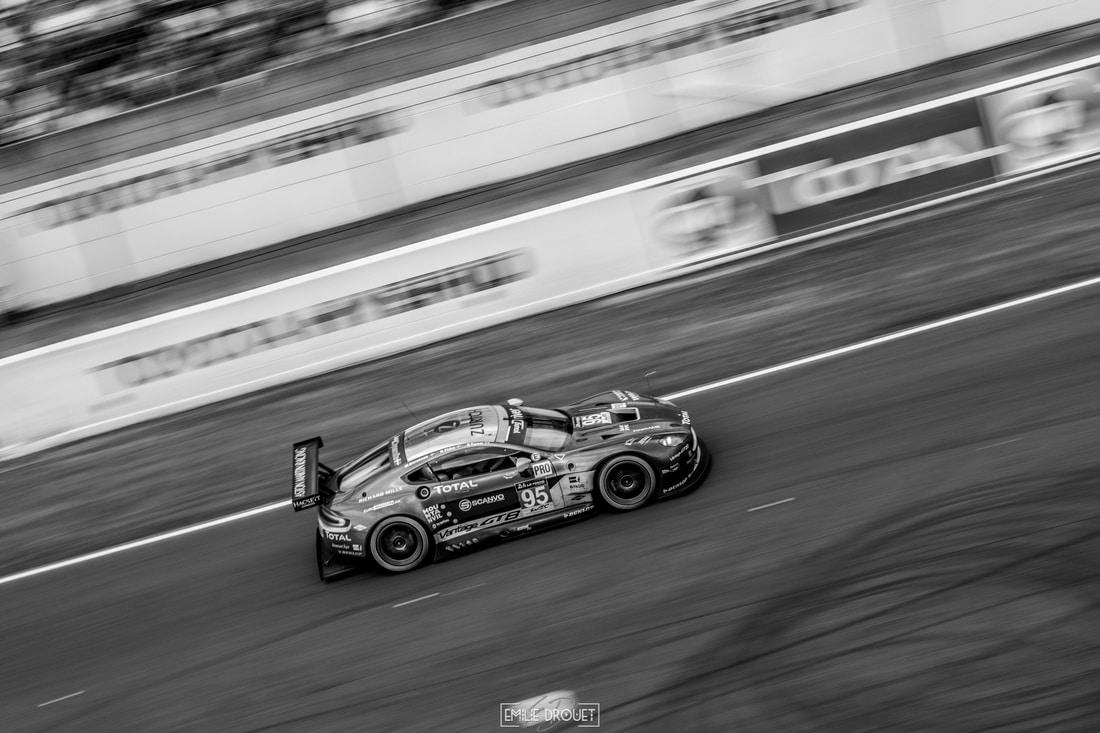 24 Heures du Mans 2016 - Course/Race - Emilie Drouet - LMGTE