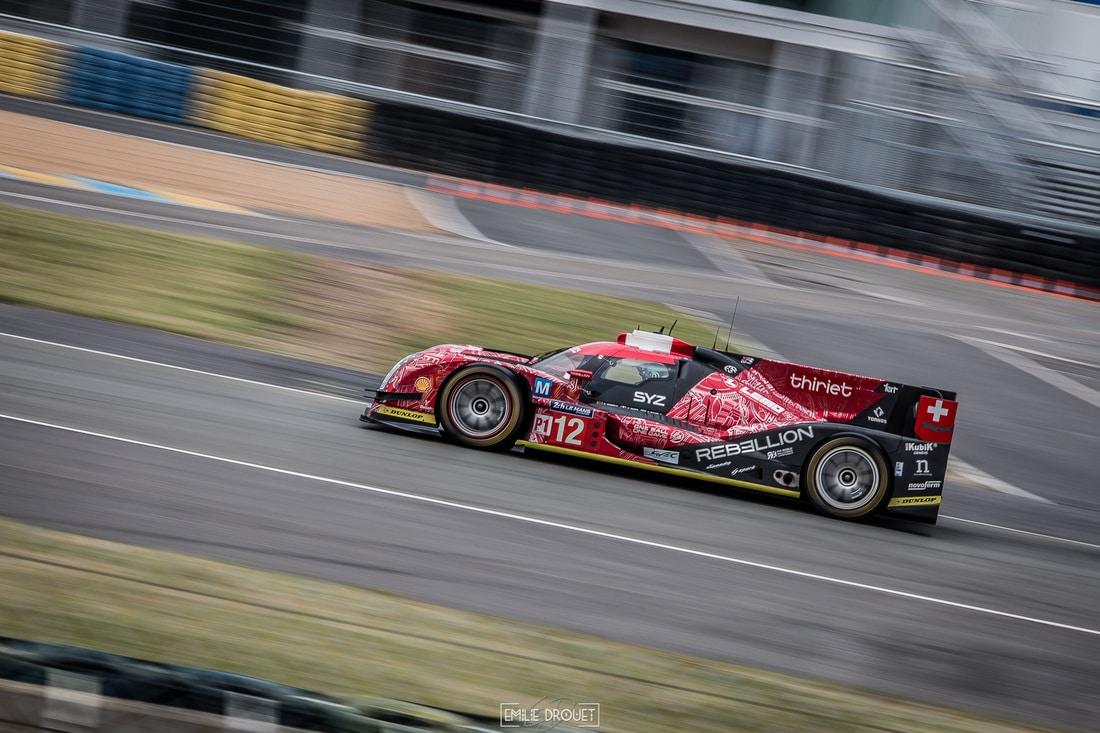 24 Heures du Mans 2016 - Journée test/test day - Emilie Drouet