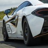 McLaren 570S Sprint : Pour les journées circuit et «gentlemen drivers»