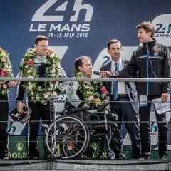 24 Heures du Mans 2016 : Frédéric Sausset, l'incroyable défi réussi !