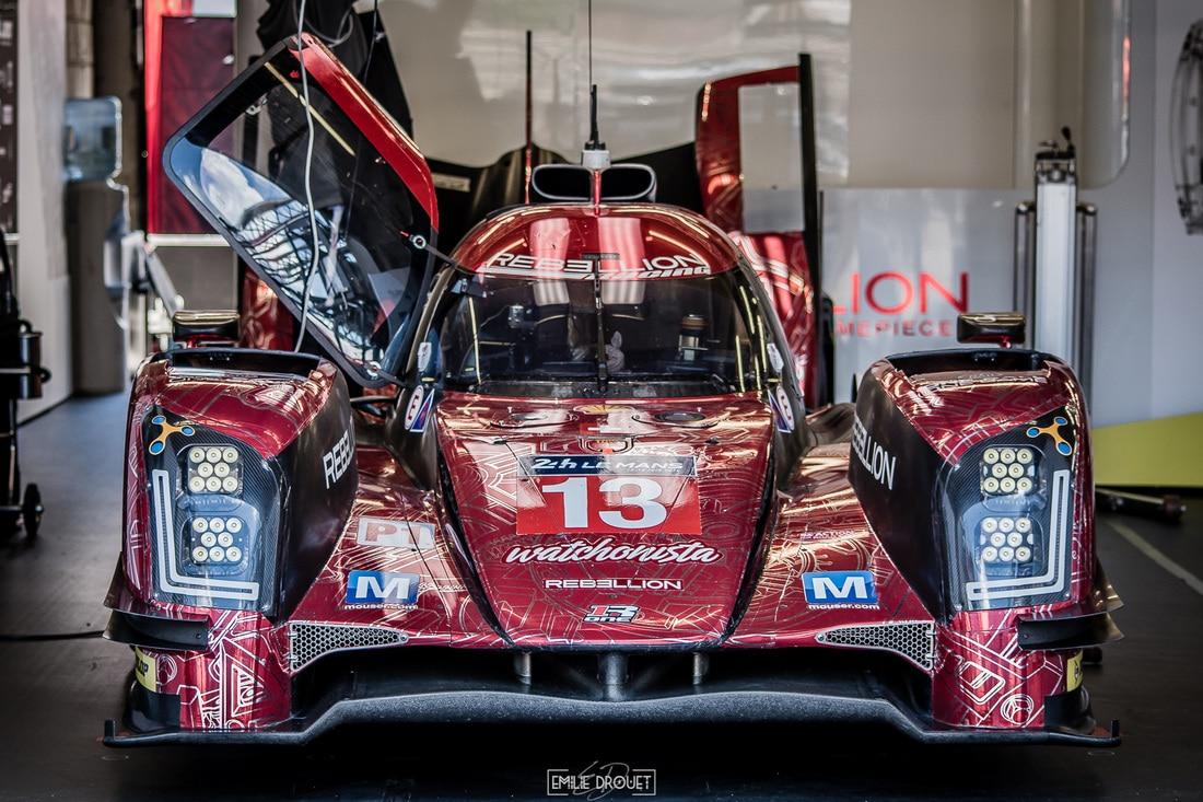 24 Heures du Mans 2016 - Essai/Qualifying - Emilie Drouet