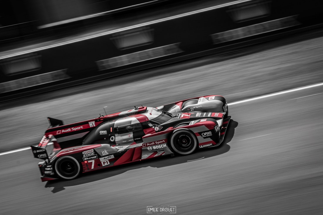 24 Heures du Mans 2016 - Course/Race - Emilie Drouet - LMP1