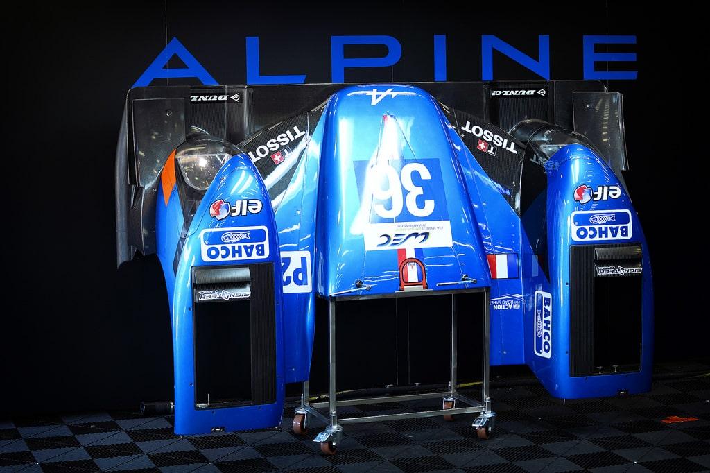 Alpine A460 #36