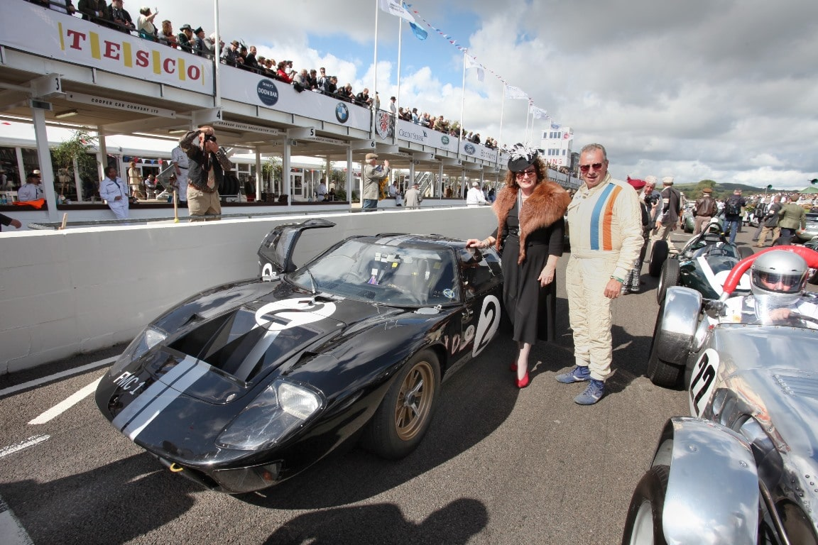 Ford GT40 MKII n°2 1966 Le Mans