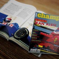 Champion Magazine : Premier numéro prometteur