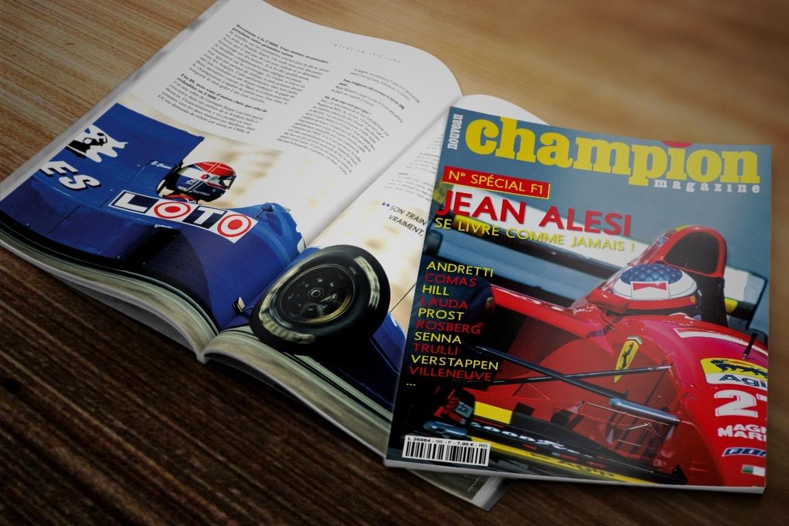 Champion Magazine n°1