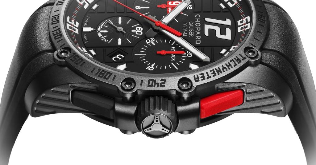 Chopard Superfast Chrono Porsche 919 Black Edition