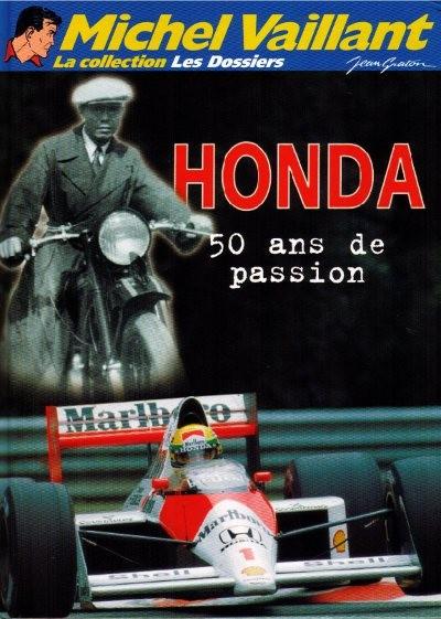 Dossier Michel Vaillant « Soichiro Honda »