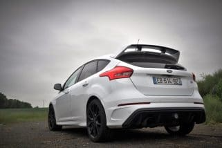 Essai Ford Focus RS 2016 : Game Of Thrones