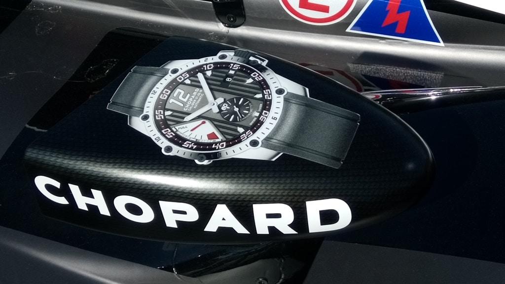 Chopard - Porsche 919 Hybrid