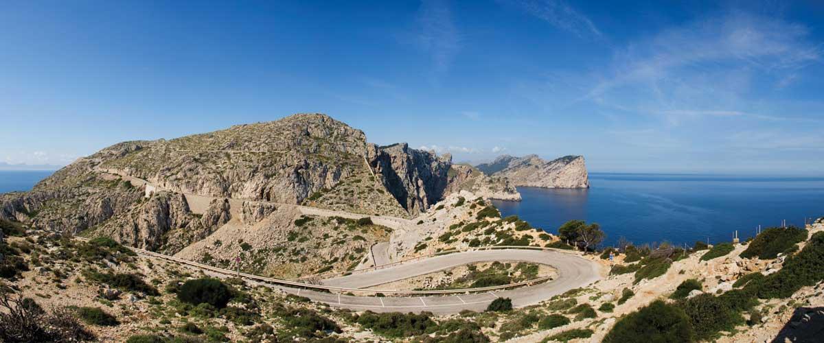 Cap Formentor (Majorque)