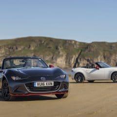 Mazda UK présente une série spéciale « Icon » de la MX-5 au Festival of Speed de Goodwood