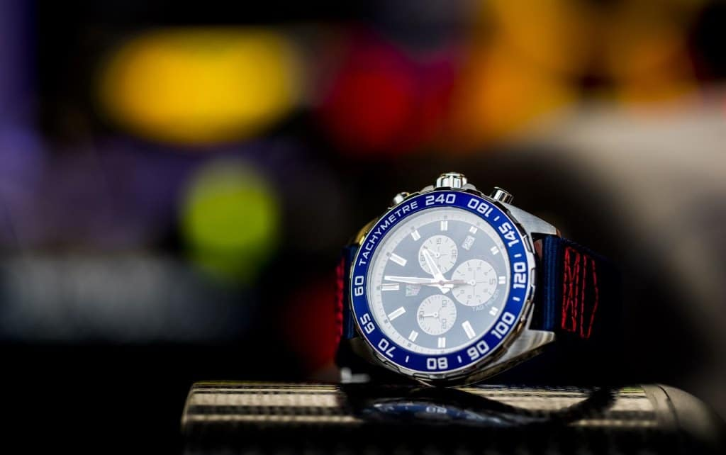TAG Heuer Formula 1 Red Bull Racing Team Special Edition Chronograph 3