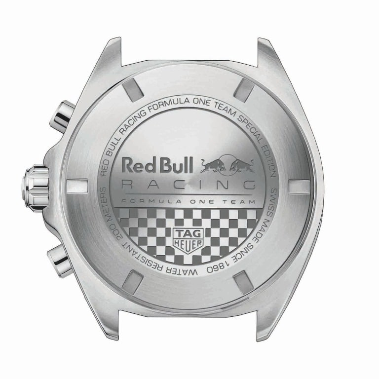TAG Heuer Formula 1 Red Bull Racing Team Special Edition Chronograph 4