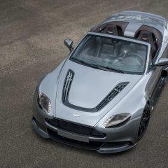 Aston Martin Vantage GT12 Roadster : «Brexroof» à Goodwwod