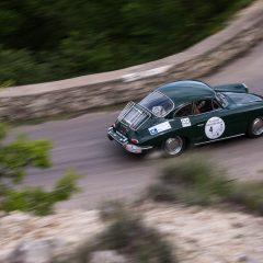 Rallye des Princesses 2016 : 4ème étape Courchevel-Pont Royal 'Sous le soleil de Provence'