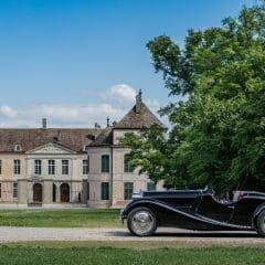 1er Concours d'Élégance Suisse : Rendez-vous les 18 et 19 juin au Château de Coppet