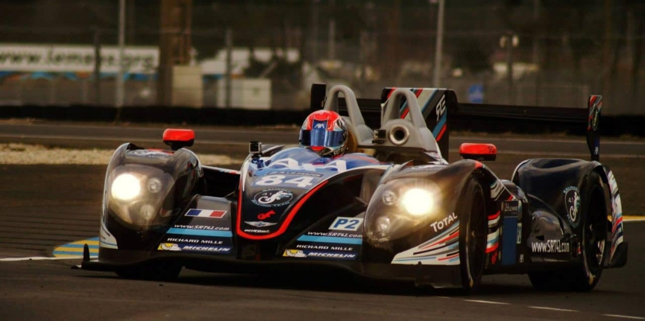 24 Heures du Mans 2016 - Course/Race - F. Sausset