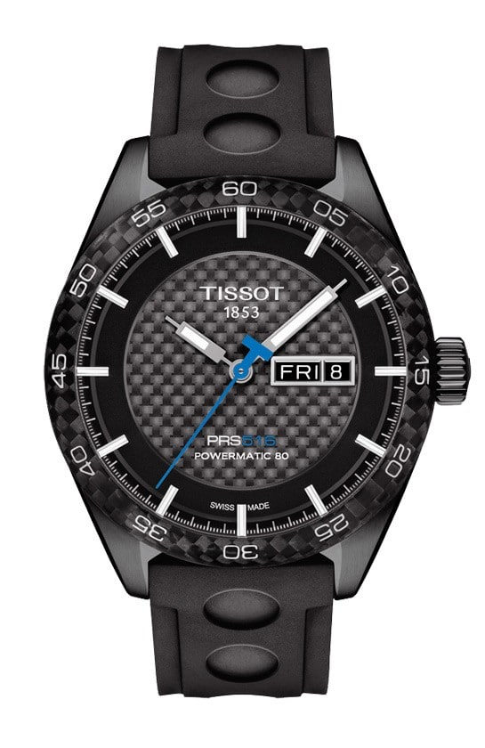 Tissot PRS516 Powermatic 80 Alpine 2016