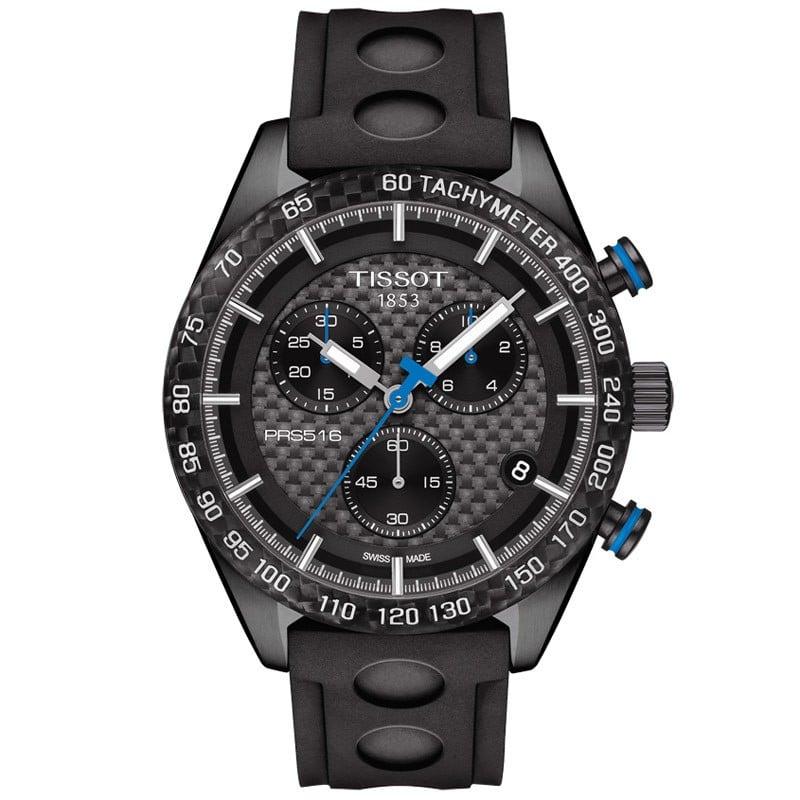 Tissot PRS516 chronographe quartz Alpine 2016