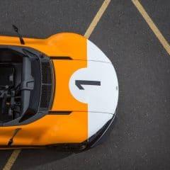 VUHL 05RR à Goodwood : Mieux que la Lotus 3-Eleven !
