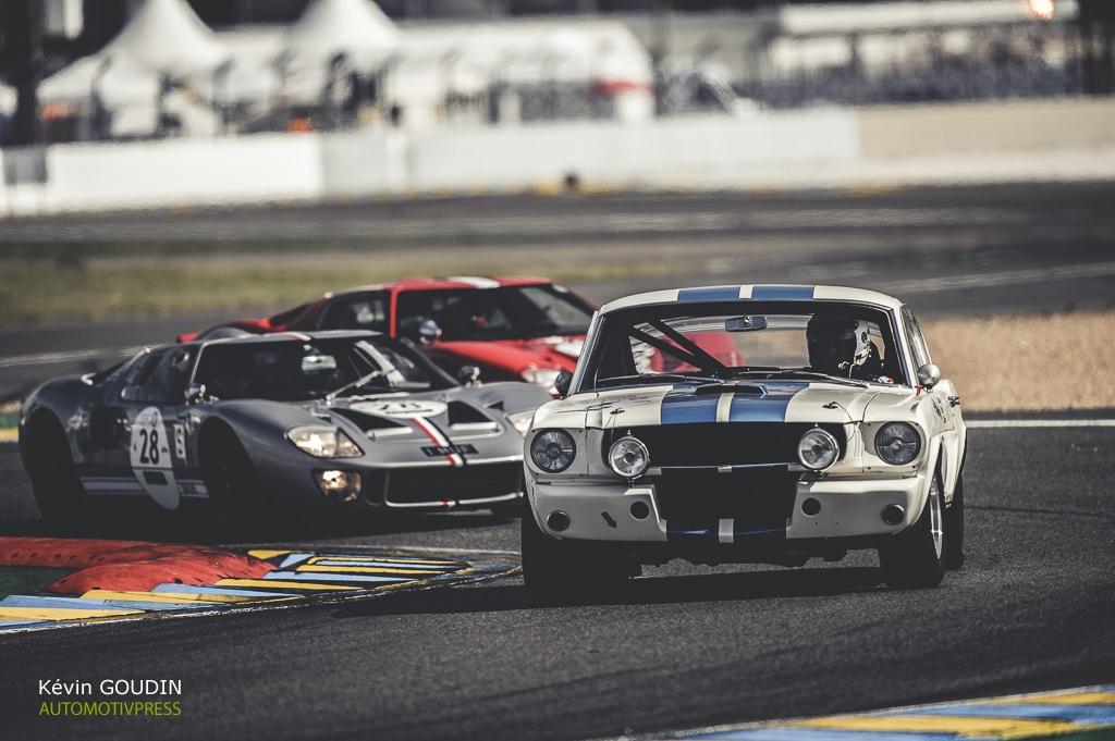 Le Mans Classic 2016 - Plateau 4 - Kevin Goudin