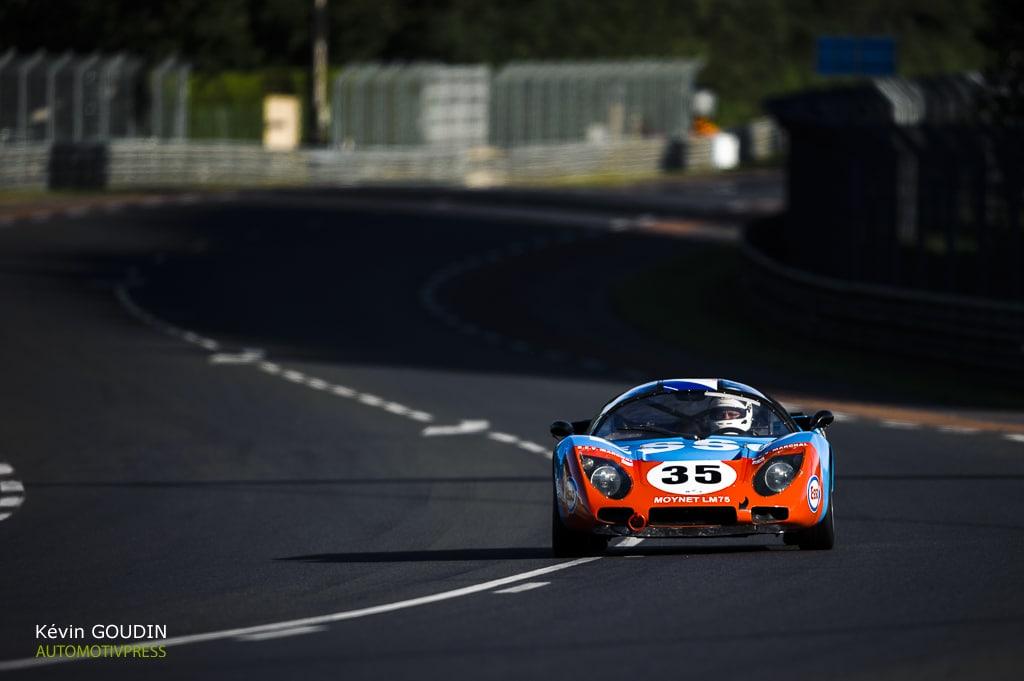 Le Mans Classic 2016 - Plateau 6 - Kevin Goudin