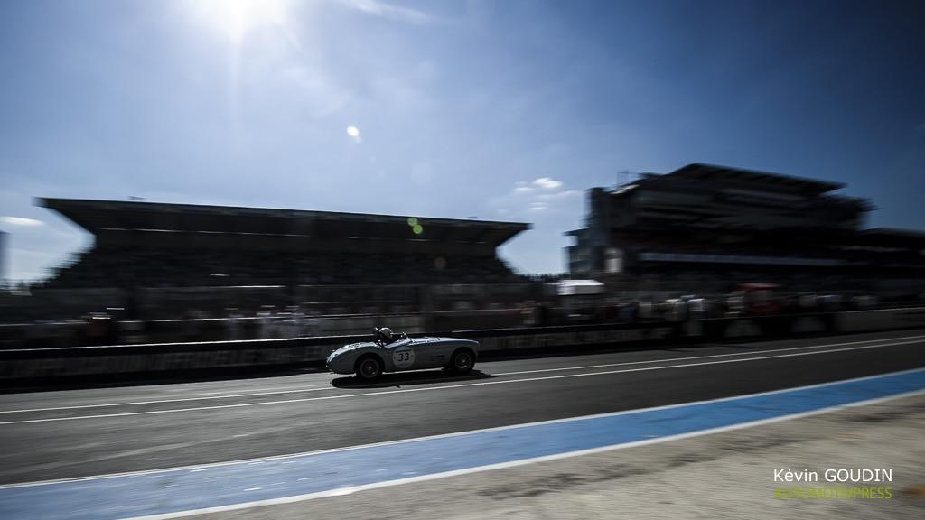Le Mans Classic 2016 - Plateau 2 - Kevin Goudin