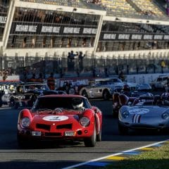 Le Mans Classic 2016 : Plateau 3 (1957-1961)