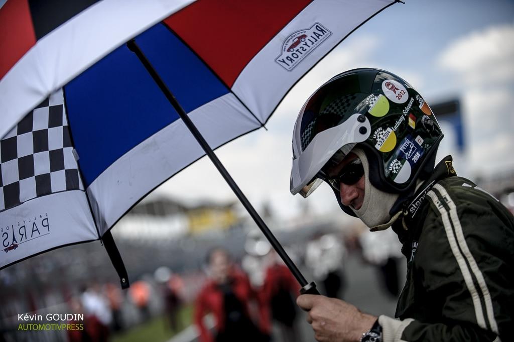 Le Mans Classic 2016- Plateau 1 - Kevin Goudin