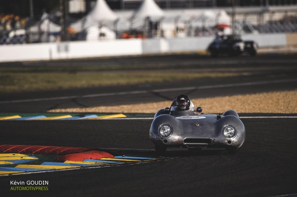 Le Mans Classic 2016 - Plateau 3 - Kevin Goudin