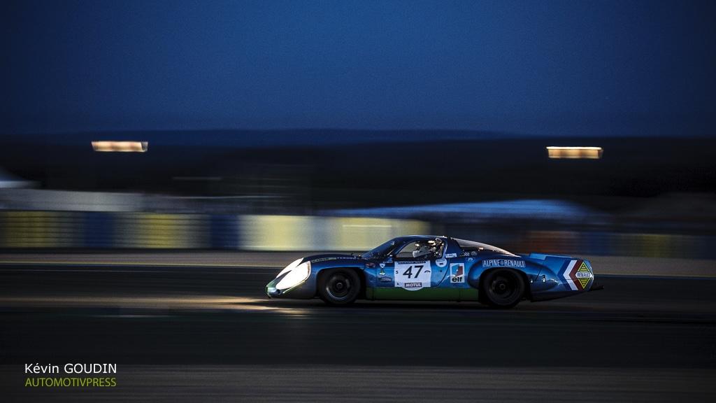 Le Mans Classic 2016 - Plateau 5 - Kevin Goudin