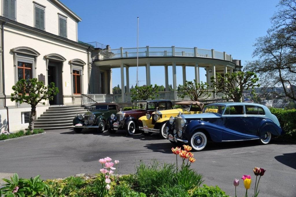 H. Moser & Cie Rolls Royce Enthusiasts' Club (RREC) de Suisse