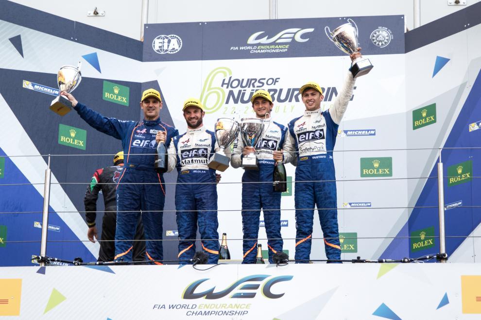 FIA WEC 6H du Nurburgring - Alpine