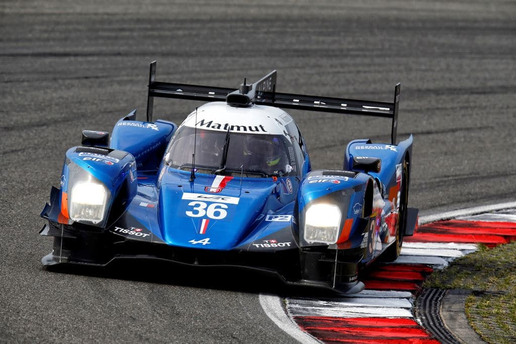 FIA WEC 6H du Nurburgring - Alpine A460 n°36