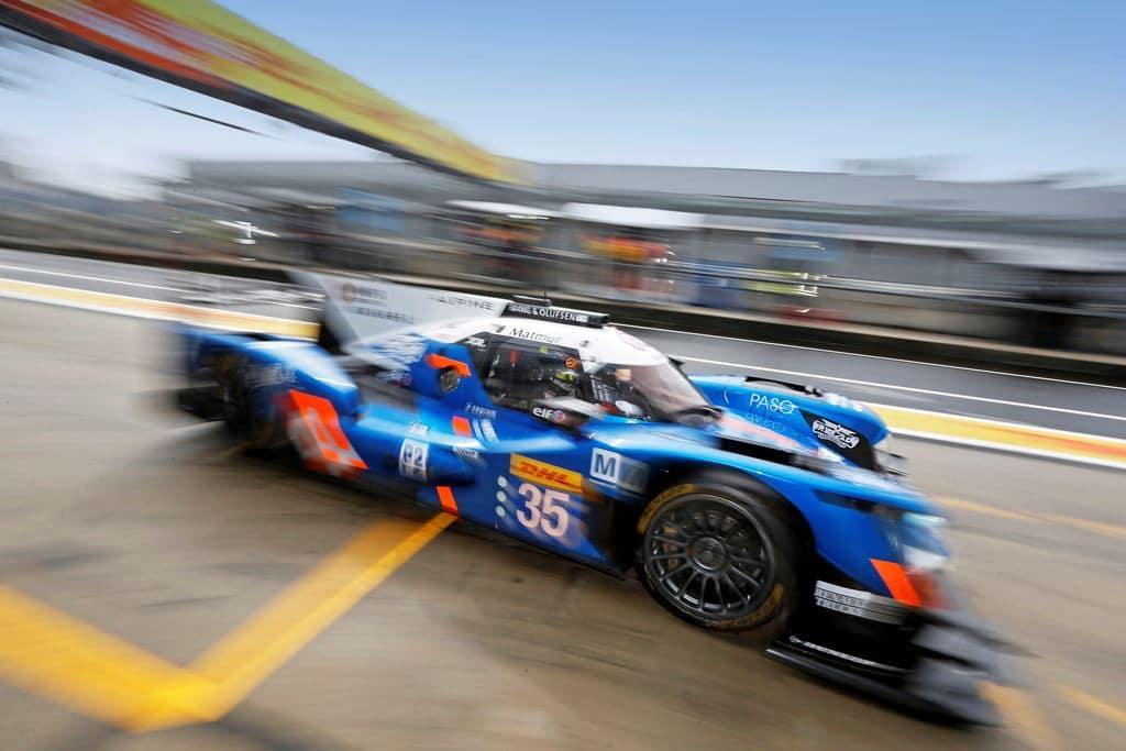 FIA WEC 6H du Nurburgring - Alpine A460 n°35