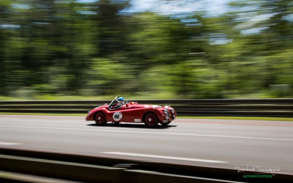Jaguar Classic Challenge - Raphael Dauvergne