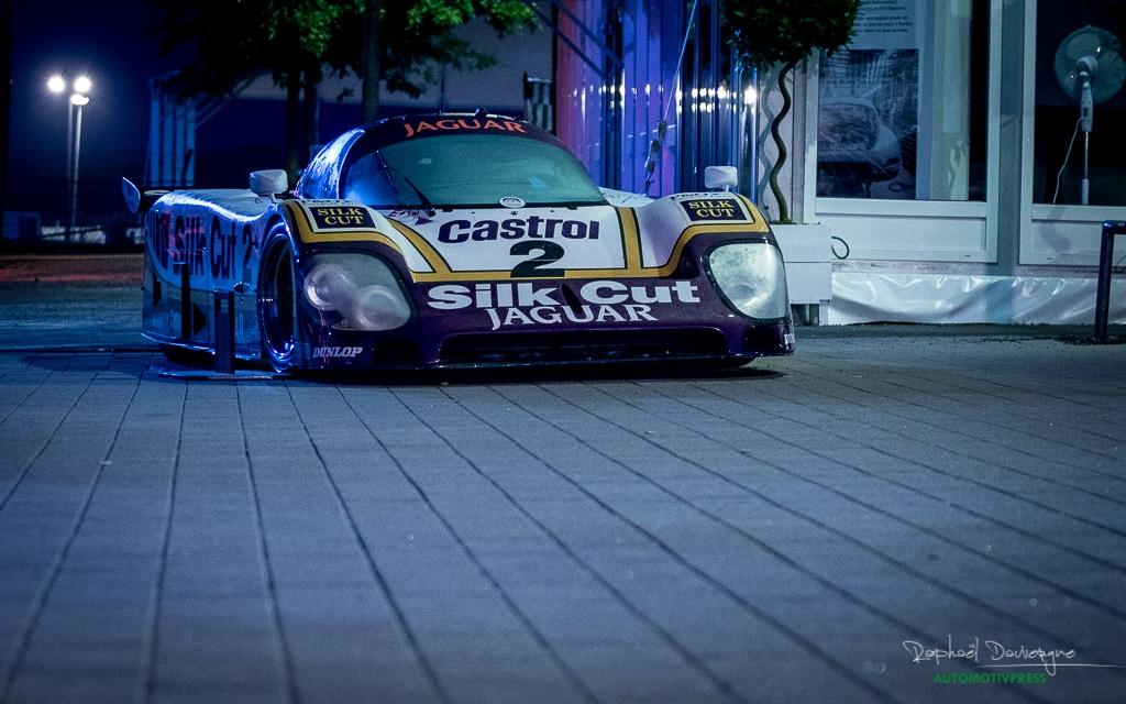 Le Mans Classic 2016 - Jaguar XJR9-LM Andy Wallace - Raphael Dauvergne