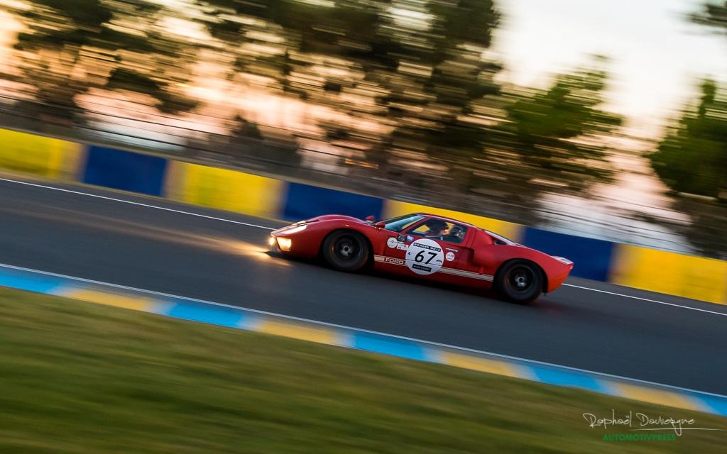 Le Mans Classic 2016- Plateau 4 - Raphael Dauvergne