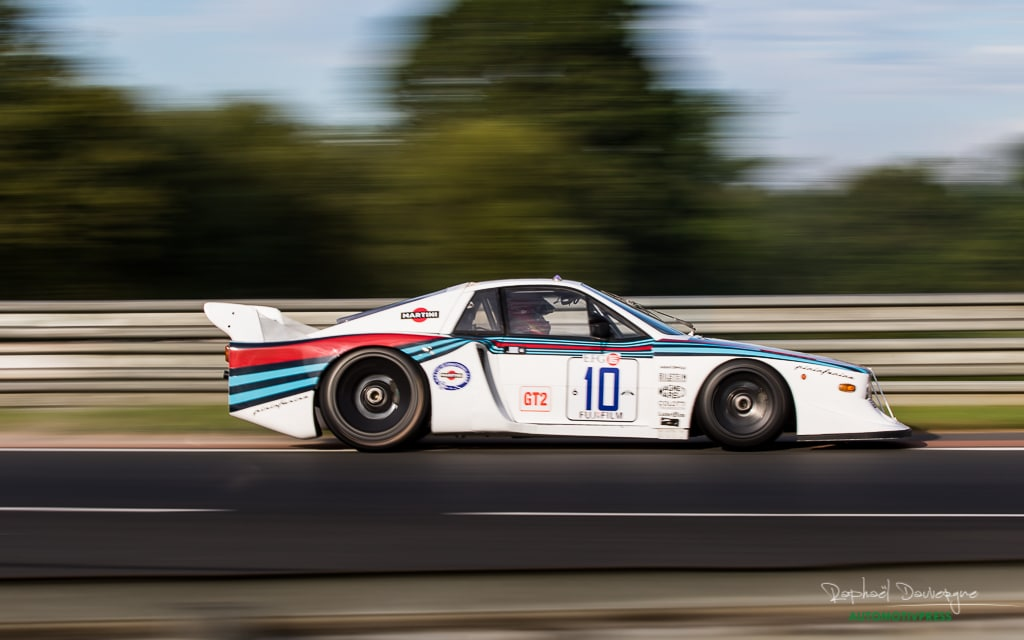 Le Mans Classic 2016 - Plateau 6 - Raphael Dauvergne