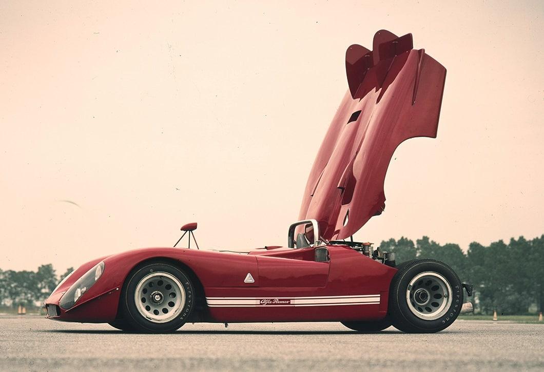 "Alfa Romeo 33/3 ""3 litres"" Le Mans (1970)"