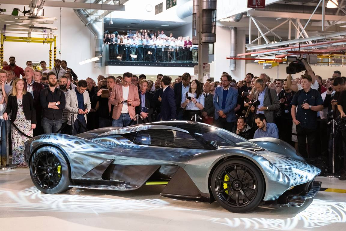 Aston Martin Red Bull AM-RB 001