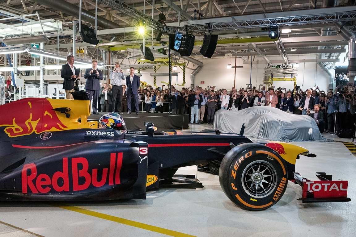 Aston Martin Red Bull AM-RB 001
