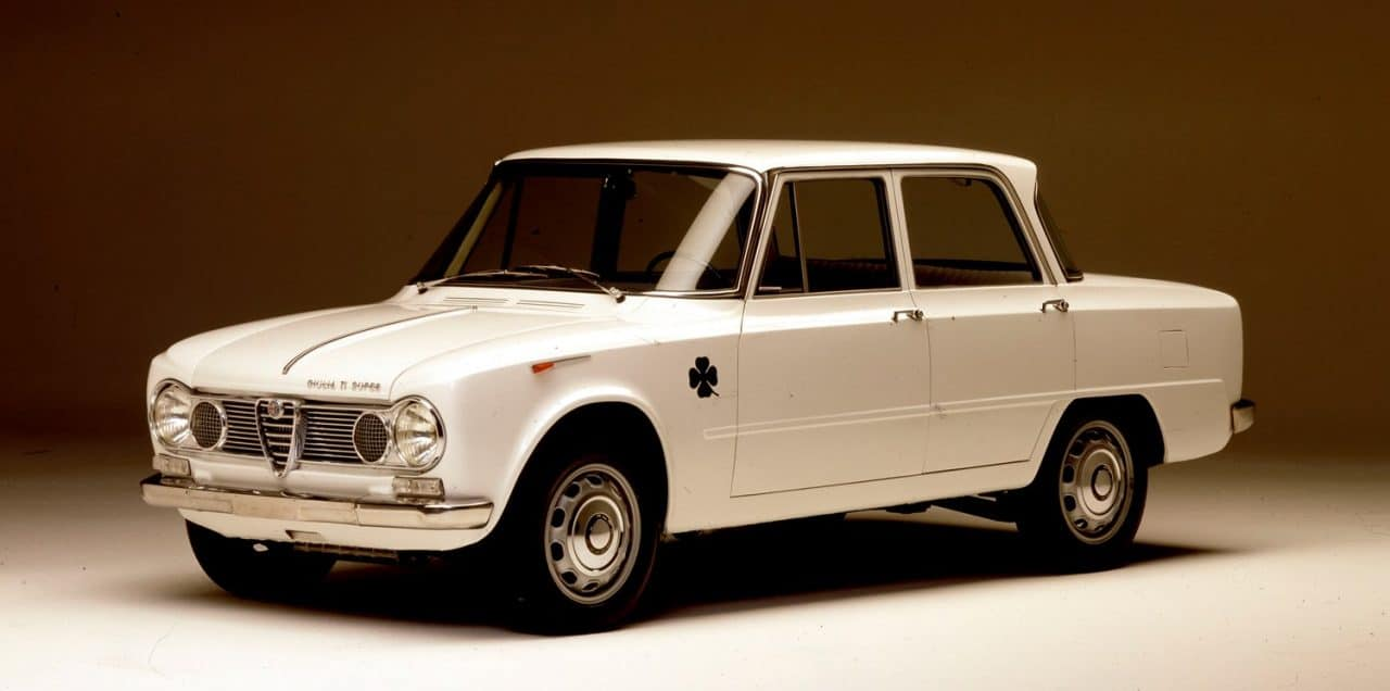 Alfa Romeo Guilia Ti Super (1963)