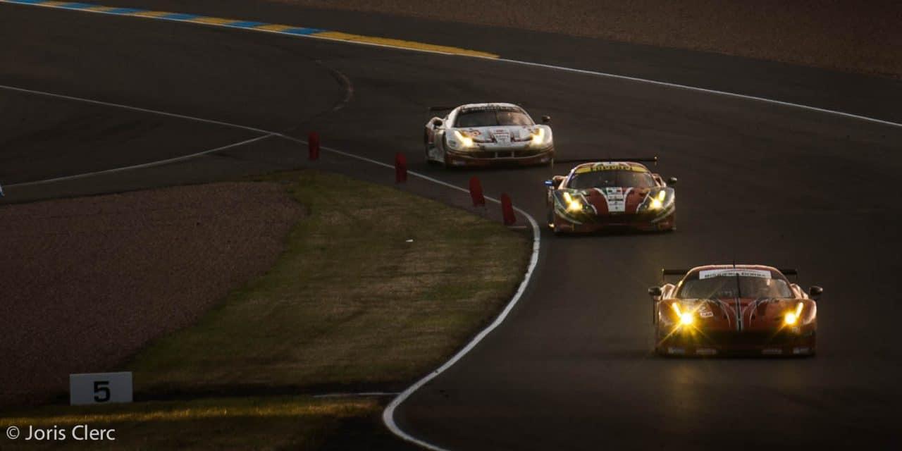 24 Heures du Mans 2016 - Course/Race - Joris Clerc